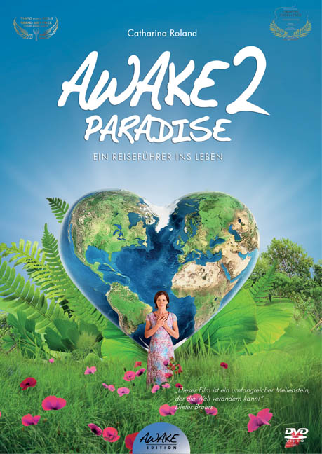 DVD Cover Awake2